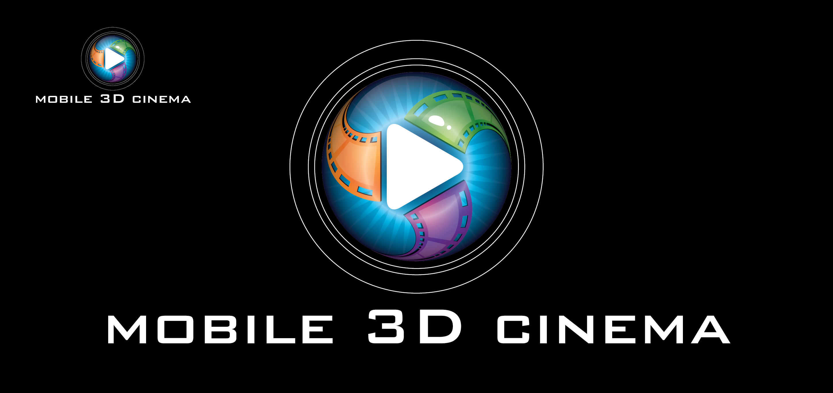 Mobile 3D cinema