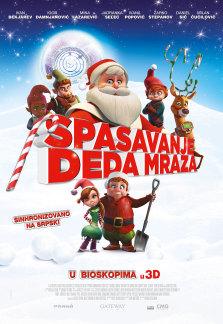Saving Santa plakat